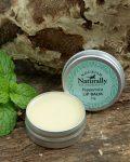 Nourish Naturally Lip Balm Nourish Naturally beeswax lip balm peppermint lip balm