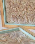 Sandalwood Soap, exfoliating soap, amyris soap, natural soap, handmade soap, essential oil soap, Nourish Naturally